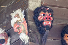 Mascherina tradizionale Fotografia Stock