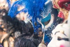 Mascherina a Venezia, Italia Fotografia Stock Libera da Diritti