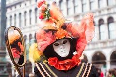 Mascherina a Venezia, Italia Immagine Stock