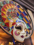 Mascherina veneziana Fotografie Stock
