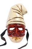 Mascherina veneziana di Pantaloon Fotografia Stock