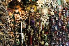 mascherine Fotografie Stock Libere da Diritti