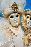 Mascherine di Venezia, carnevale. Fotografia Stock Libera da Diritti