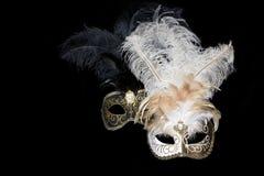 Mascherine veneziane Fotografia Stock