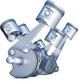 Maschine Lizenzfreies Stockbild
