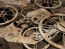 Maschine des Kinos Lizenzfreie Stockfotos