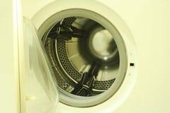 Maschine di lavaggio Fotografia Stock Libera da Diritti