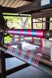 Maschine für das Spinnen Lizenzfreies Stockfoto