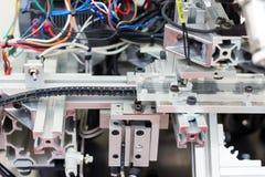 Maschine für die Herstellung Lizenzfreie Stockbilder
