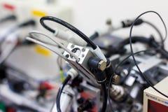 Maschine für die Herstellung Lizenzfreies Stockbild