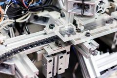 Maschine für die Herstellung Stockbilder