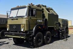 Maschine-Schleppseil-LKW REM-KL Lizenzfreies Stockbild