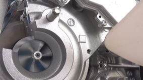 Maschinen-Auto stock video