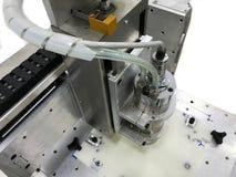 Maschinen-Computer numerisch gesteuert lizenzfreies stockfoto