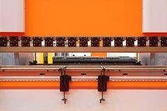 Maschinen-Presse Stockfoto