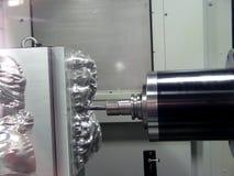 Maschinenarbeit Lizenzfreies Stockbild