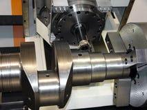 Maschinenarbeit Lizenzfreie Stockbilder
