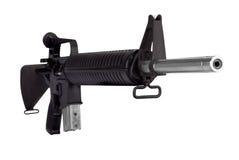 Maschinengewehr Stockfoto