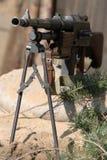 Maschinengewehr Lizenzfreie Stockfotos