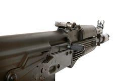 Maschinengewehr der Kalaschnikow AK-105 Lizenzfreies Stockbild