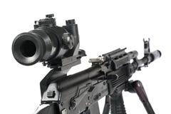 Maschinengewehr-Kalaschnikow lizenzfreies stockbild