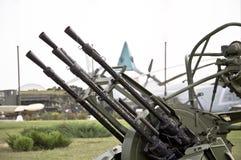 Maschinengewehre Lizenzfreie Stockfotos