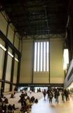 Maschinenhalle Tate Modern Stockbilder