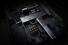 Maschinenpistole Lizenzfreies Stockfoto