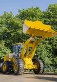 Maschinerie für die Landwirtschaft Stockbild