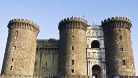Maschio Angioino Royalty Free Stock Photography
