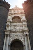 Maschio Angioino - Naples - Italy Royalty Free Stock Image