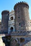 Maschio Angioino in Naples, Italy Royalty Free Stock Photos