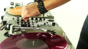 Maschio fresco DJ archivi video