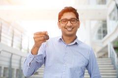 maschio indiano Fotografie Stock Libere da Diritti