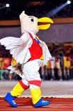 Mascot Royalty Free Stock Photo