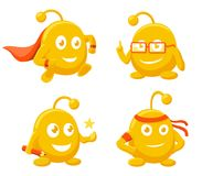Free Mascot Character-Assistant Royalty Free Stock Image - 100527666