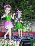 Mascot of Chiang Rai flower festival Royalty Free Stock Image
