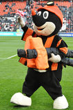 Mascot of FC Shakhtar Stock Image