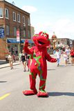 Mascot festival Stock Photos