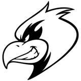Mascot Grin Illustration cardinal Images stock
