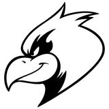 Mascot Illustration cardinal Images stock
