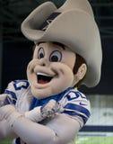 Mascot Rowdy Stock Image