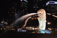 Mascot singapore royalty free stock photo