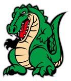 Mascota del cocodrilo Fotos de archivo libres de regalías