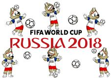 Mascota 2018 del mundial del Fifa