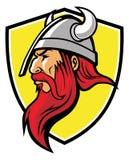 Mascote de Viking Foto de Stock