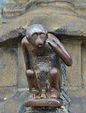 Mascott av Mons, Belgien Royaltyfria Bilder