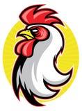 Mascotte de coq illustration de vecteur
