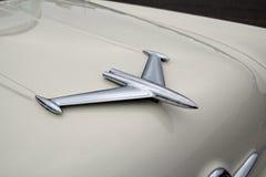 Mascotte del razzo di Oldsmobile Fotografia Stock