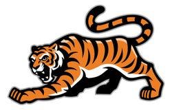 Mascotte della tigre Fotografia Stock